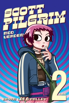 Scott Pilgrim mod verden Bryan Lee O'Malley 9788792246172
