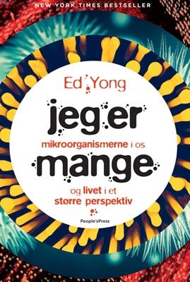 Jeg er mange Ed Yong 9788771806939