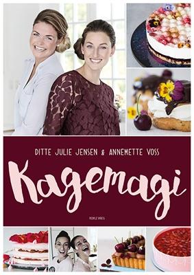 Kagemagi Ditte Julie Jensen, AnneMette Voss 9788771800753