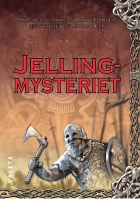 Jellingmysteriet Anders Lundt Hansen 9788771570588