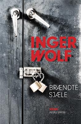 Brændte sjæle PB Inger Wolf 9788771804850