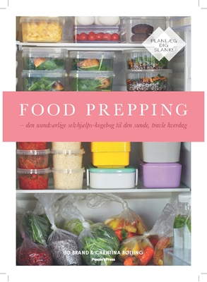 Food Prepping Jo Brand, Christina Bølling 9788771808704