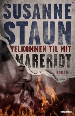 Velkommen til mit mareridt Susanne Staun 9788771596427