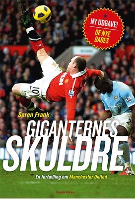 Giganternes skuldre Søren Frank 9788771089943
