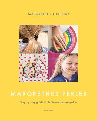Margrethes perler Margrethe Hjort Hay 9788772003788