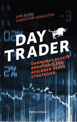 Daytrader Erik Bork, Christian Kongsted 9788771595581
