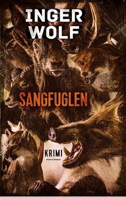 Sangfuglen PB Inger Wolf 9788771592900