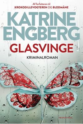 Glasvinge Katrine Engberg 9788772001999