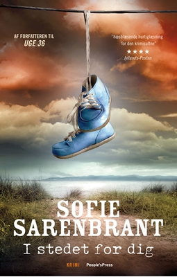 I stedet for dig PB Sofie Sarenbrant 9788771375398