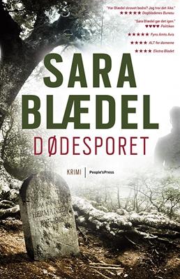 Dødesporet PB Sara Blædel 9788771591088