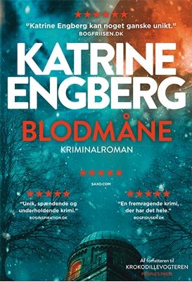Blodmåne Katrine Engberg 9788771805994