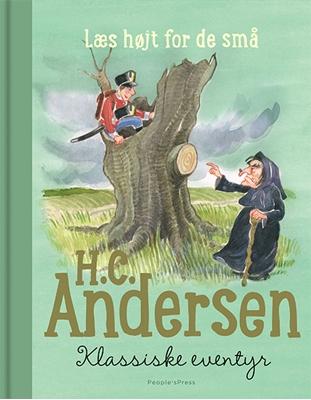 H.C. Andersen - Klassiske eventyr H.C. Andersen 9788771595505