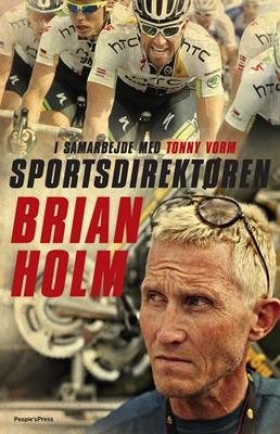 Sportsdirektøren Brian Holm, Tonny Vorm 9788771087086
