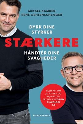 Stærkere René Oehlenschlæger, Mikael Kamber 9788772000176