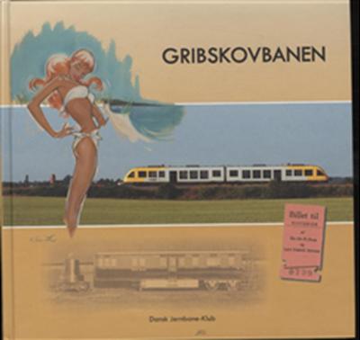 Gribskovbanen Lars Viinholt Nielsen, Ole Chr. Munk Plum 9788787050616