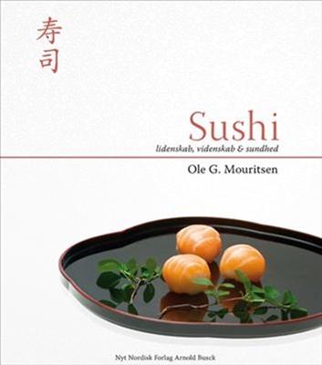 Sushi Ole G. Mouritsen 9788717040755