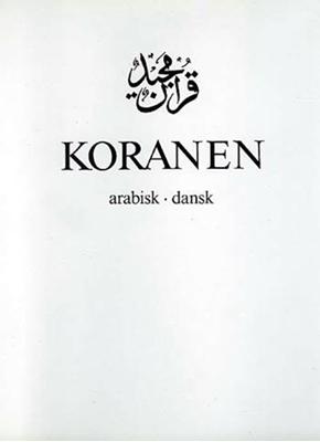 KORANEN - ARABISK-DANSK 5.UDG. Ingen Forfatter 9788721028435