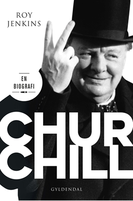 Churchill Roy Jenkins 9788702235098
