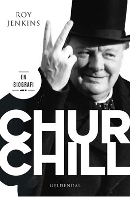 Churchill Roy Jenkins 9788702235098