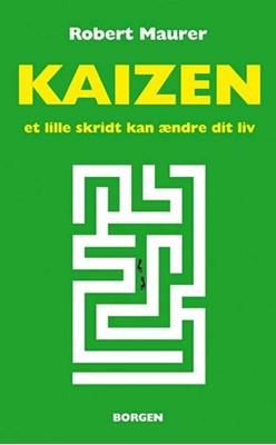 Kaizen Robert Maurer 9788721026905