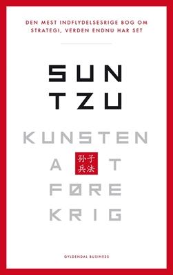 Kunsten at føre krig Sun Tzu 9788702173833