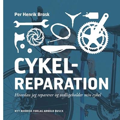 Cykelreparation Per Henrik Brask 9788717044654