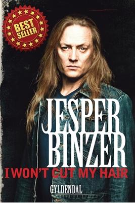 I won't cut my hair Jesper Binzer 9788702154665
