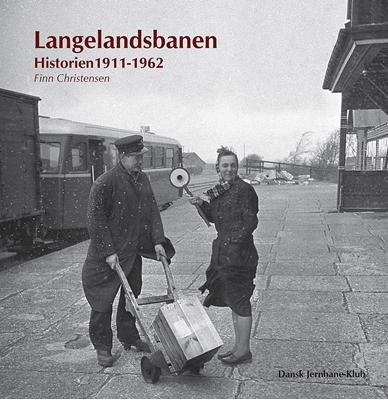 Langelandsbanen Finn Christensen 9788787050036