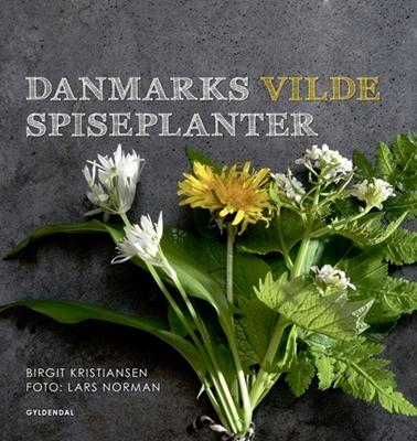 Danmarks vilde spiseplanter Birgit Kristiansen 9788702182033