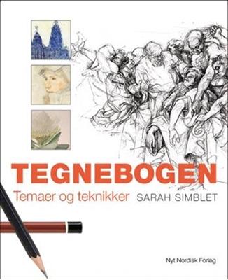 Tegnebogen Sarah Simblet 9788717038820