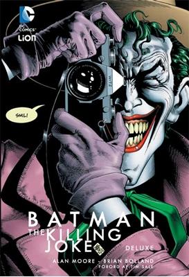 Batman Deluxe Alan Morre 9788868737863