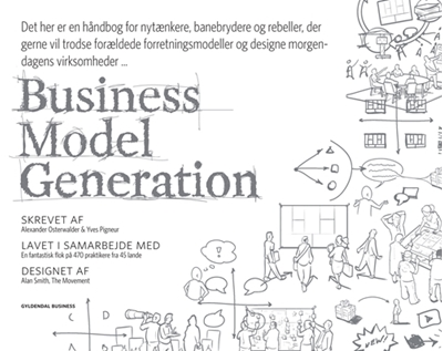 Business Model Generation Alexander Osterwalder, Yves Pigneur 9788702145502