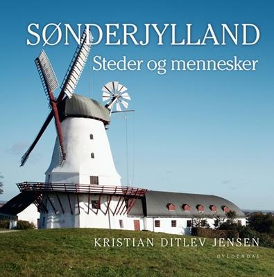 Sønderjylland Kristian Ditlev Jensen 9788702124507