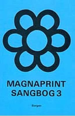 Magnaprint sangbog 3 Ingen Forfatter 9788741845494