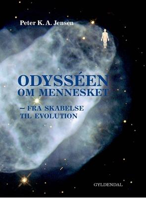 Odysséen om mennesket Peter K. A. Jensen 9788702196757