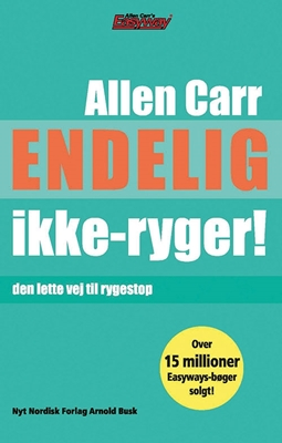 Endelig ikke-ryger Allen Carr 9788717044661