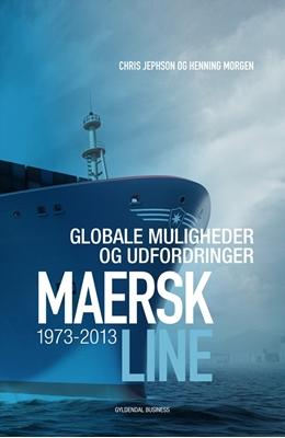 Maersk Line Henning Morgen, Chris Jephson 9788702152166