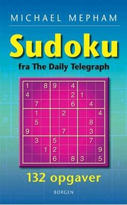 Sudoku Michael Mepham 9788721027261