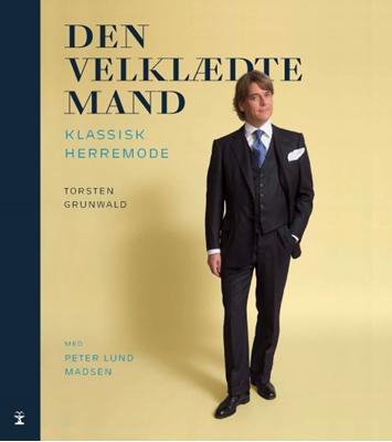Den velklædte mand Torsten Grunwald, Peter Lund Madsen 9788776953621