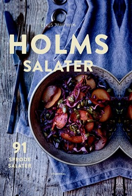 Holms salater Claus Holm 9788702248548