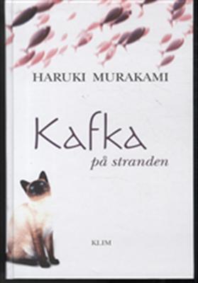 Kafka på stranden Haruki Murakami 9788779554528