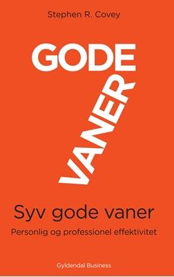 7 gode vaner (grundbog) Stephen R. Covey 9788702077797