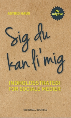 Sig du kan li mig Astrid Haug 9788702183382