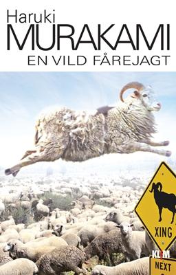 En vild fårejagt PB Haruki Murakami 9788779558892