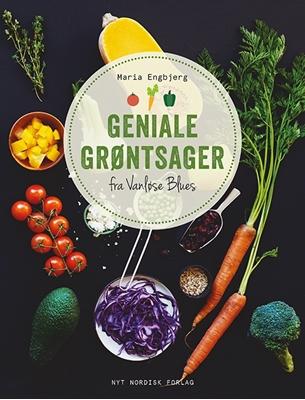 Geniale grøntsager Maria Engbjerg 9788717045002