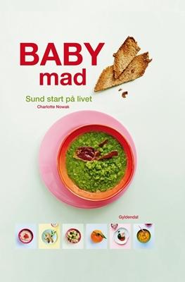 Babymad Charlotte Nowak 9788702126020