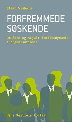 Forfremmede søskende Steen Visholm 9788741257402