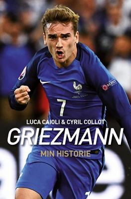 Griezmann Cyril Collot, Luca Caioli 9788772040905