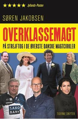 Overklassemagt Søren Jakobsen 9788702258233
