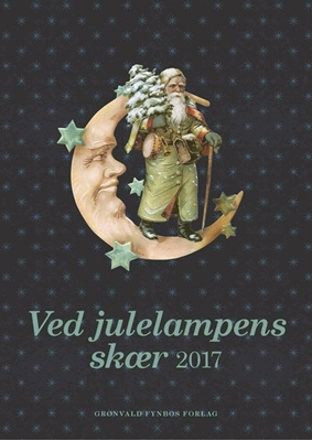 Ved julelampens skær 2017 Gyldendal 9788702241495